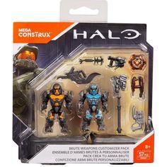 Lego Halo, Halo Lego Sets, Star Citizen, Halo Action Figures, Simpson Tv, Halo Mega Bloks, How To Draw Braids, Mega Blocks, Naruto