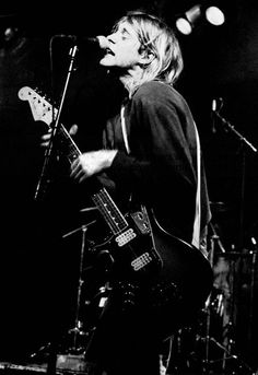 Is it weird that I sometimes think Kurt Cobain is hot.