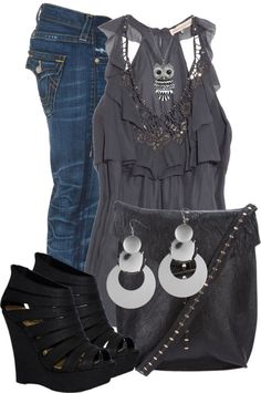 """""""Untitled #198"""" by johnna-cameron on Polyvore"""