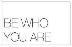 #quote #beyourself