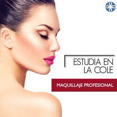 No desperdicies tus habilidades para #Maquillar , antes bien, perfeccionalas en la mejor institución de #Cosmetología y #Cosmiatria de Medellín. Ingresa a nuestro canal en YouTube y ve algunos testimonios de los beneficios de hacer parte de esta familia. #LaCole