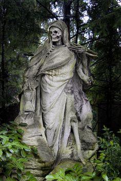 The Grim Reaper lost his Scythe | © by LICHTBILDER Reinhard … | Flickr
