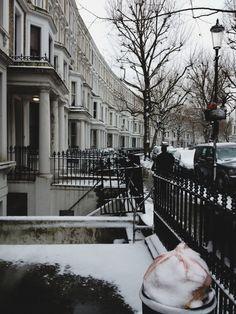 Kensington, London / XO DIARIES