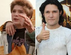 Corey Feldman Then And Now Photos, Stars Then And Now, Corey Haim, Corey Feldman, Kiefer Sutherland, Celebrities Then And Now, I Still Love Him, Girls Time, Famous Movies