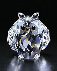 """CRYSTAL WORLD """"Wise Owl"""""""