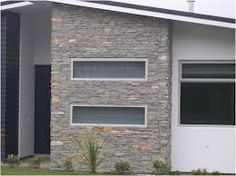 Craftstone believe there is no substitute for real stone. Thats why we offer Schist Panels, column blocks, letter boxes and paving. All made of real stone. House Cladding, Stone Veneer, Garage Doors, Building, Outdoor Decor, Home Decor, Image, Decoration Home, Room Decor
