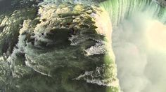 This video is the best view of Niagara Falls you've ever seen (aerial footage using the Phantom quadcopter, a small radio-controlled aircraft) Niagara Falls, Voyage Canada, Aerial Footage, Dji Phantom, New Perspective, Aerial Photography, Aerial View, Wonders Of The World, Around The Worlds