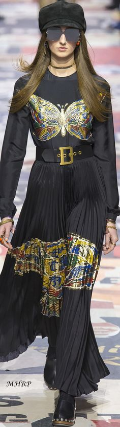Christian Dior Fall 2018_Vogue-Runway