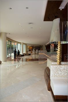 Lobby and Livingroom - W Hotel Singapore - Sentosa Cove - Starwood SPG Hotel, Asia
