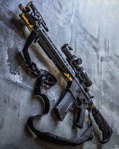 Military Weapons, Weapons Guns, Guns And Ammo, Firearms, Shotguns, Ar Rifle, Ar Build, Battle Rifle, Submachine Gun