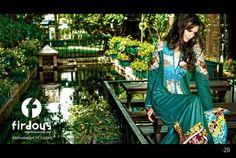 Firdous Party Wear    Firdous Eid Collection   Salwar Kameez