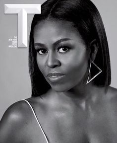 #FLOTUS just slayyyyyed my entire existence! The Effortless Classic Beauty that is @michelleobama  And she's so much more than her beauty! Thanking God for every drop of melanin in my body!