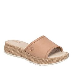 Born Nicoya Slide Sandals :: Casual Sandals :: Shop now with FootSmart