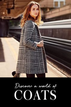 Discover a world of coats with our new AW collection. From the flattering tailoring of a classic coat to the effortless cool of a bomber jacket, you'll find the perfect finishing touch to your outfit this season. In store or at George.com