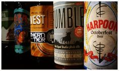 The fall beer selection...