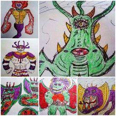 Old drawings. #2011