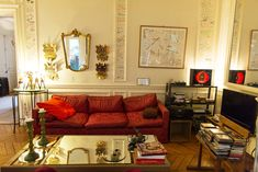 Marie Beltrami at Home in Paris « the selby