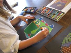 laurel burch art lessons - Google Search