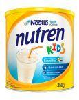 Nutren Kids Baunilha - Lata 350g Vanilla, Tin Cans