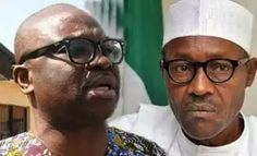 Breaking: Buhari is not an Angel - Fayose   Gov Fayose and President Buhari  Fayose relived the controversy on Monday June 20 stressing the role played by Buharis wife in the messy bribery scandal involving Williams Jefferson a US Congressman. Governorr Fayose says President Buhari is a corrupt man. The Ekiti state governor distributed a link to the US Department of Justices website holding court documents where Aisha Buhari was alleged to have transferred suspicious funds to a convicted…