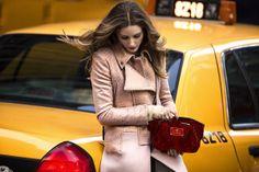 Olivia Palermo para Vitamina Otoño Invierno 2014 | NYC