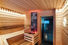 - the dynamic portal engine and content management system Esthetician Room, Saunas, Diy Ideas, Garage Doors, Relax, Room Decor, Wellness, Bath, Interior