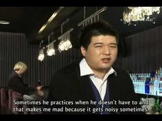 (GOE;SS) Super Junior Relay Talk #3 - Shindong to Sungmin (eng)