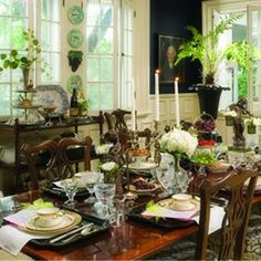 Beeutiful By Design: Nell Hill's Tablescapes