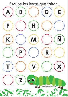 English Worksheets For Kindergarten, Preschool Writing, Kindergarten Learning, Kindergarten Math Worksheets, Preschool Learning Activities, Alphabet Worksheets, Learning English For Kids, 2 Kind, Korean Language