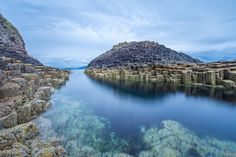 Staffa, Rock Formations, Scotland