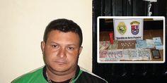 Policia militar prende traficante de drogas Dominguinhos em Cambará - http://projac.com.br/noticias/policia-militar-prende-traficante-de-drogas-dominguinhos-em-cambara.html