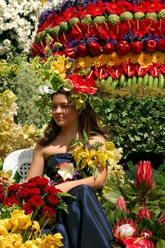 These are Madeira colors !! - Flower Festival #madeira #portugal #PortugalFlowerPower
