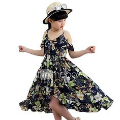 Do you think I should buy it? Girl Outfits, Cute Outfits, Girls Dresses Online, Ball Gown Dresses, Navy Blue Dresses, Little Girl Dresses, Kind Mode, Kids Wear, Baby Dress
