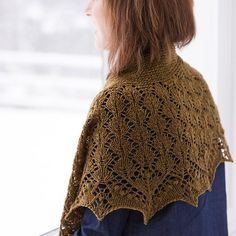 This is a printed pattern that requires shipping. With two shawl options for both fingering and worsted weights, Rakke can be knit as a slim, long crescent, or a wide, short crescent, for endless vers                                                                                                                                                                                 More