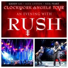 RUSH is coming to the BB & T Center on 4/26 & the Amway Center on 4/28!! Tickets are ON SALE NOW!  Buy tickets at LiveNation.com Amway Center, Geddy Lee, Alex Lifeson, Neil Peart, Clockwork Angel, Upcoming Concerts, Buy Tickets, Bb, Tours