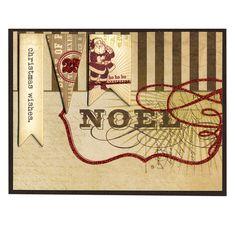Holiday Card 49 Easy Noel