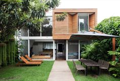 Casa de Vila - Galeria de Imagens | Galeria da Arquitetura