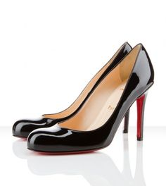 Christian Louboutin Zip Leather Ankle Boots Black   Boots/booties ...