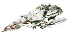 Dreadnought Leviathan - The Final Fantasy Wiki has more Final Fantasy information than Cid could research
