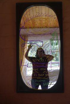 1er día de edición...por comenzar por algún lado. Memorias de un mapa, entrando en el otoño, en Díaz, Provincia de Santa Fe, Argentina.