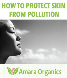 Most of us know it's important to protect our skin from the sun, but did you know pollution also damages skin? How To Protect Yourself, Your Skin, Did You Know, Skin Care, Sun, Skincare Routine, Skincare, Skin Treatments, Skin Care Remedies