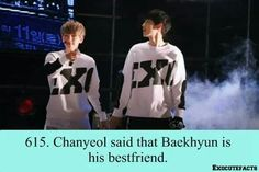 "Just ""Best Friends"" ? Admit it Yeol , Baek's your wife ."