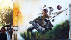 mural tortuga