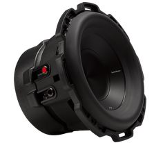 """The Rockford Fosgate P2 8"""" subwoofer continues """"The PUNCH"""" tradition. The P2D4-8 features a Dual 4-Ohm voice coil, 250 Watts RMS power handling, and can accommodate a grille insert using the included cast aluminum trim ring."""