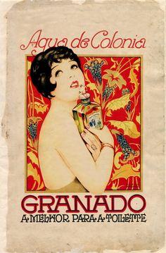 Anúncios Antigos - Granado