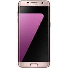 "Smartphone Samsung Galaxy S7 Edge Rose 32GB Octa-Core Tela Curva 5.5"" 2.3GHz 4G Android 6.0"