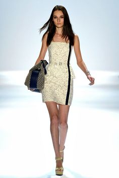 Spring 2013 Charlotte Ronson Collection