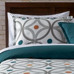 Found it at AllModern - Pemba Comforter Set