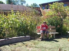 Zachary Cogswell's Reading Garden Eagle Scout Project at Spring Brook Elementary