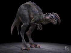 Alien Herbivore Adult 4 by aaronsimscompany.deviantart.com on @DeviantArt